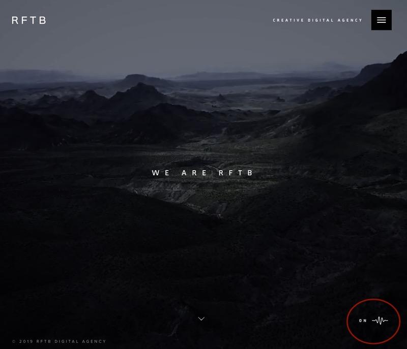 Choix son web design