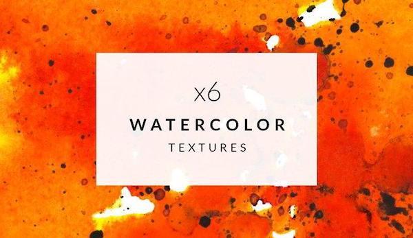 Texture éclat watercolor