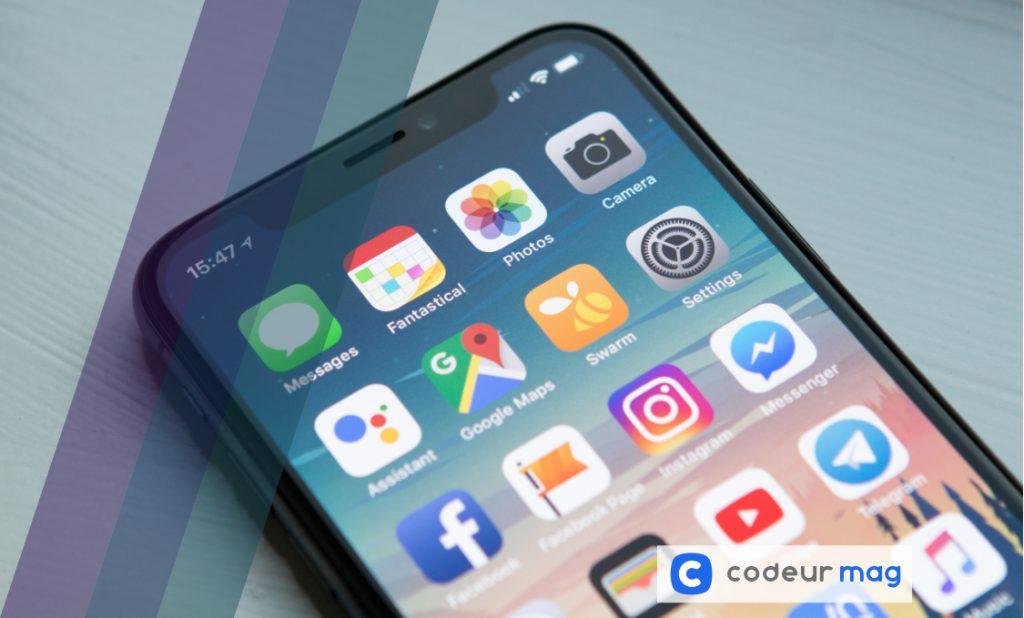 Optimiser visibilité app mobile