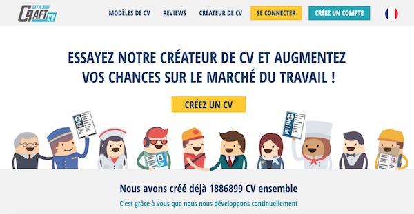 Craft CV