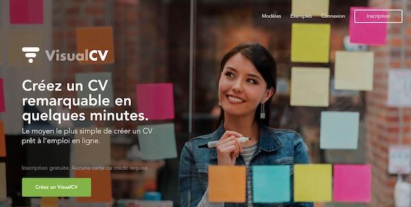 Visual CV