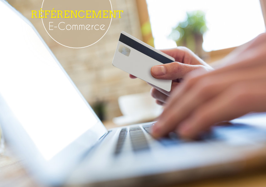 référencement d'un site e-commerce