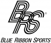Blue Ribbon Sports logo