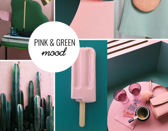 Moodboard couleurs