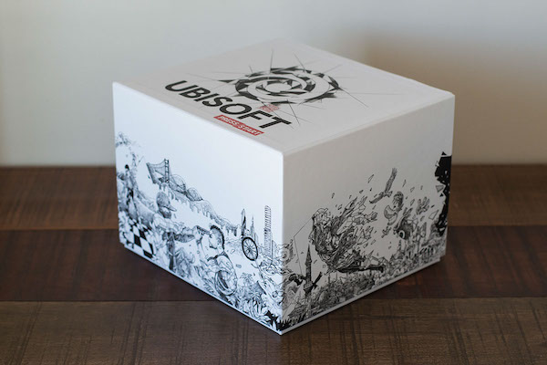 Packaging Ubisoft