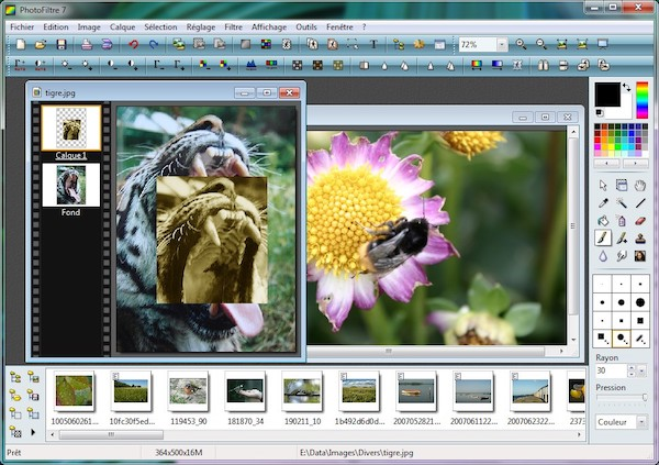 Photofiltre retouche photo gratuit