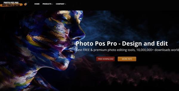 Photos Pos Pro gratuit