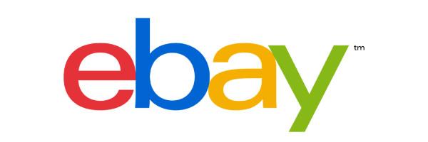 Typographie Ebay