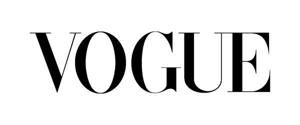 Typographie Vogue