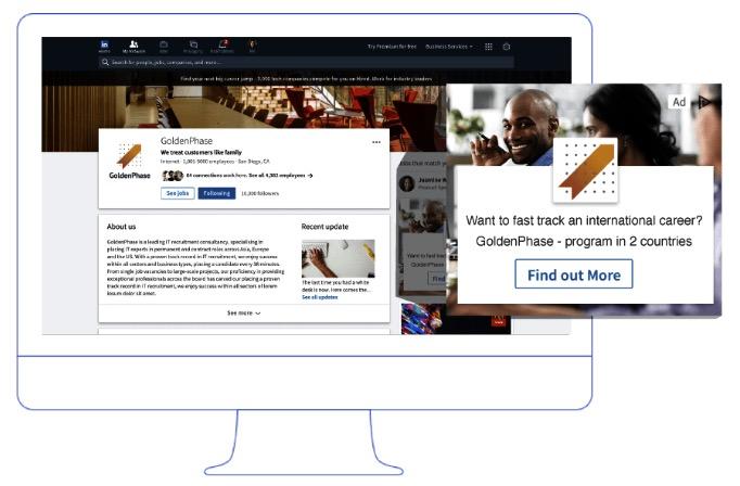 Linkedin Dynamic Ads