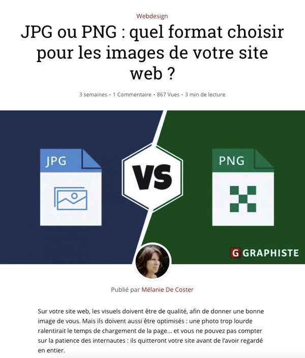 Article comparatif