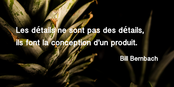 Citation Bill Bernbach