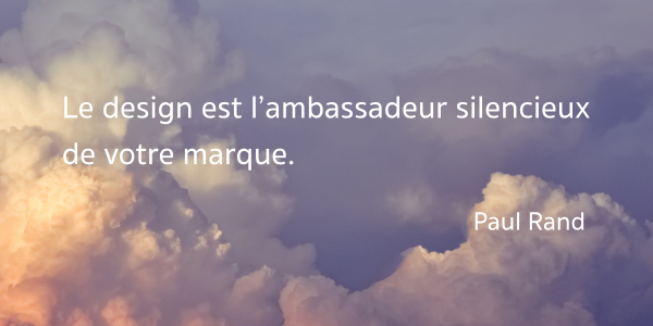 Citation Paul Rand