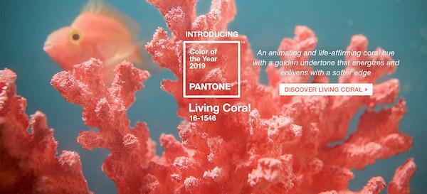 Couleur corail