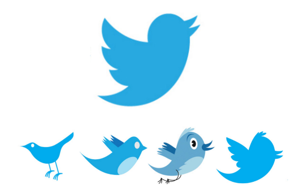 Evolution logo Twitter