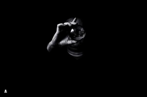 Portrait lentille