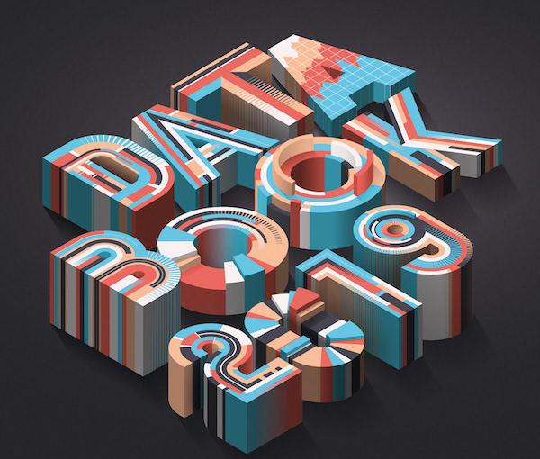 Typographie Illustrator