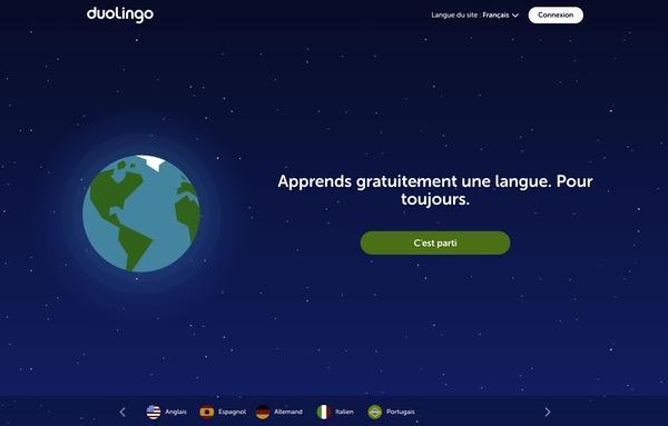Onboarding Duolingo