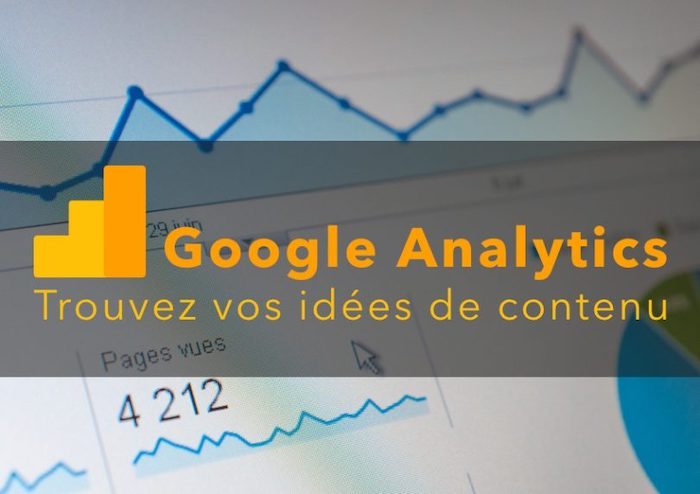 Idées de contenu Google Analytics