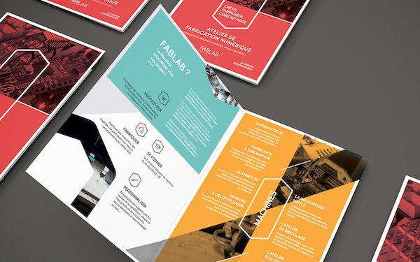 Brochure pli simple