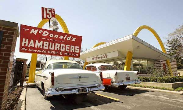 Golden Arches McDonald's