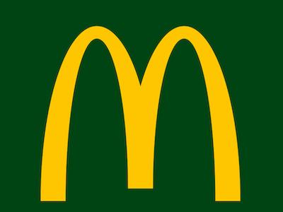Logo actuel McDonald's