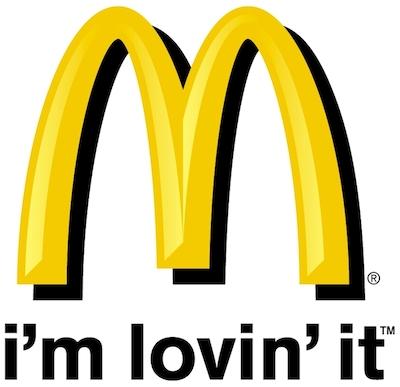 McDonald's Im lovin it
