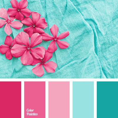 Palette couleurs printemps renaissance