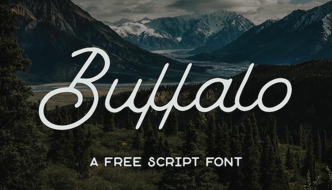 Typo Buffalo