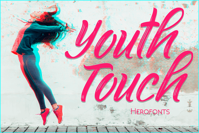 Typo Youth Touch