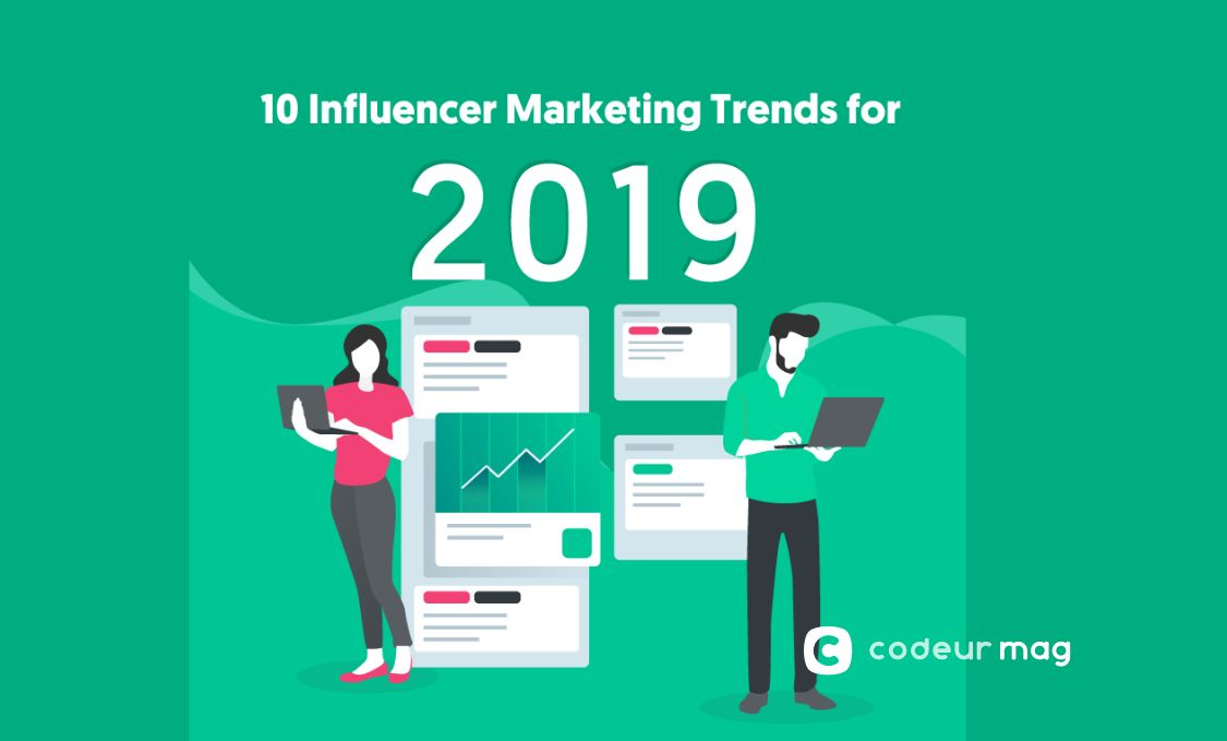 Tendances marketing influence