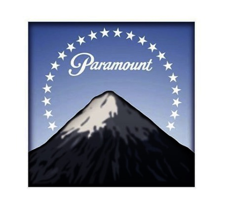 Logo émoji Paramount