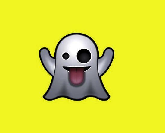 Logo emoji Snapchat
