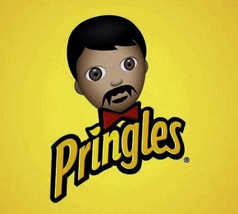 Logo emoji Pringles