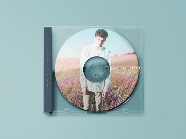 Mockup CD