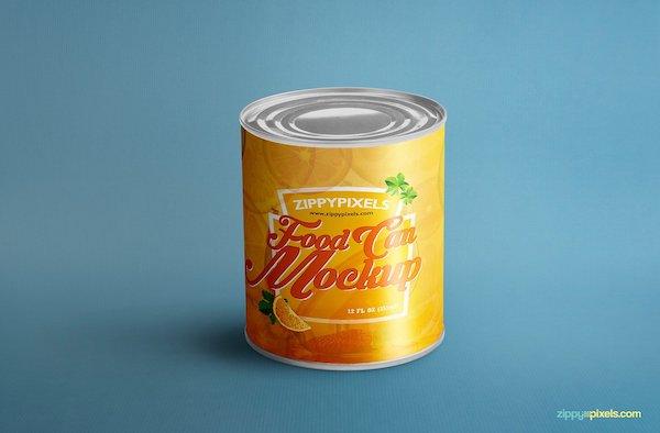 Mockup conserve