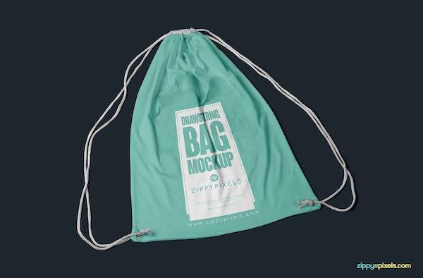 Mockup sac à dos