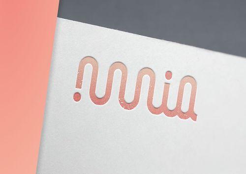 Monogramme Mia