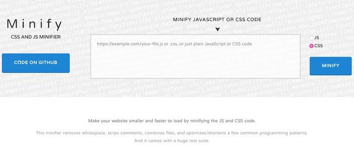 Minifier.org