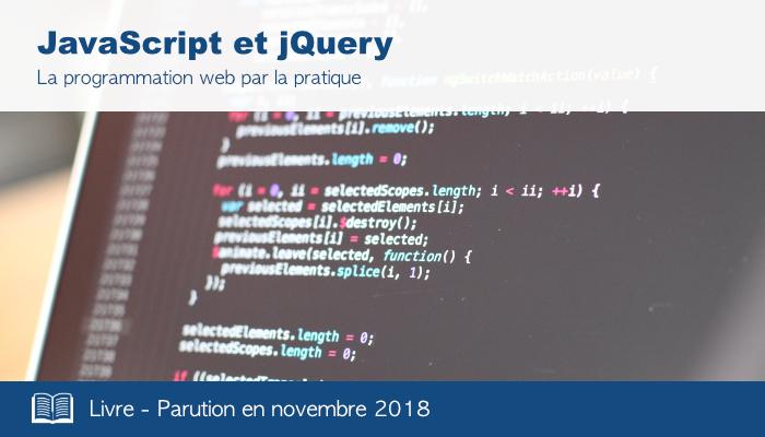 Livre JavaScript jQuery