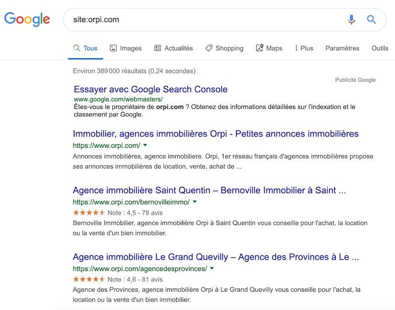 Site: Google
