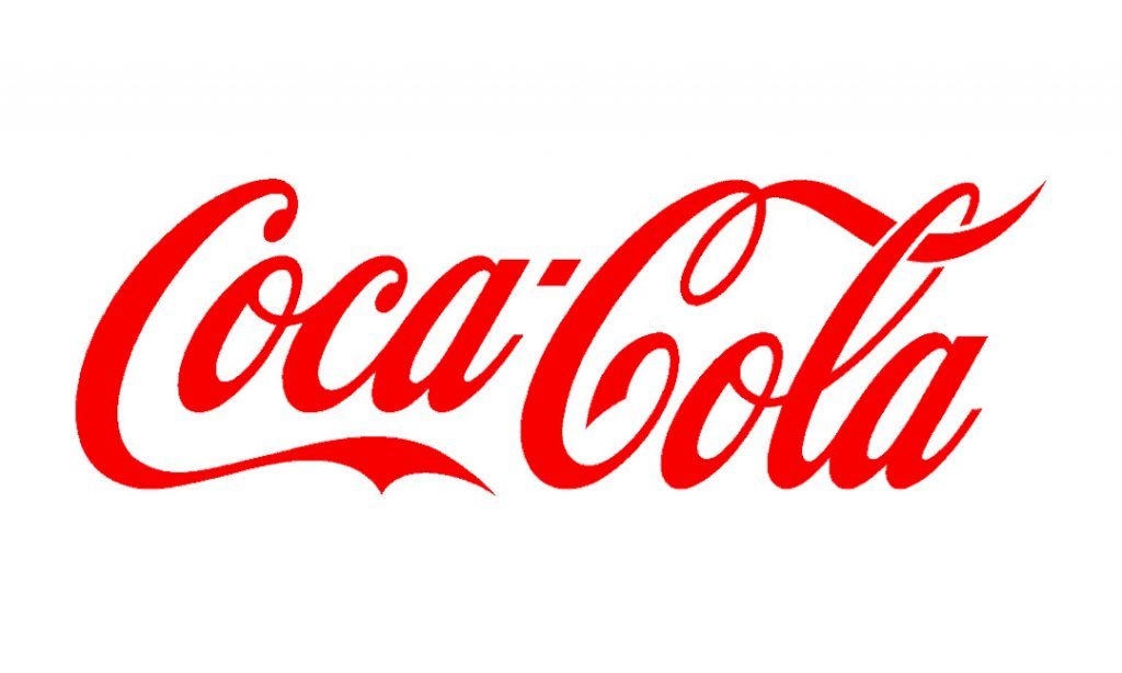 logo coca-cola 1970