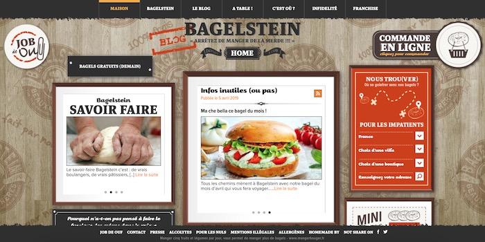 Site de Bagelstein