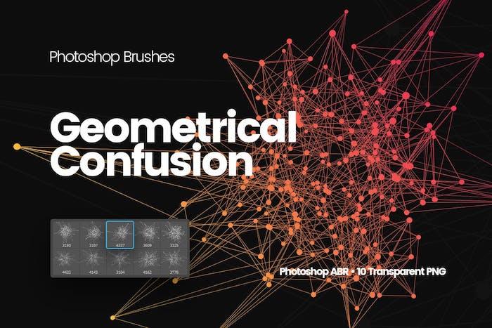 Brushes géométriques