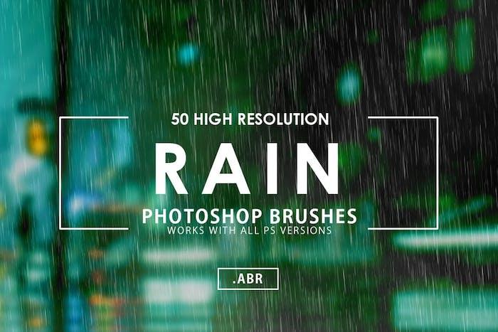 Brushes pluie