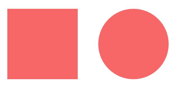 Illusion d'optique taille éléments