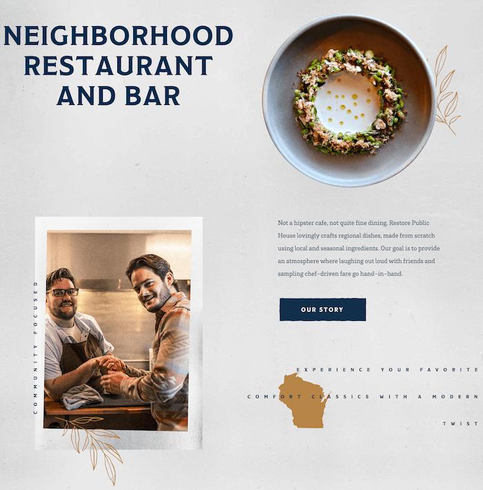 Image site restaurant