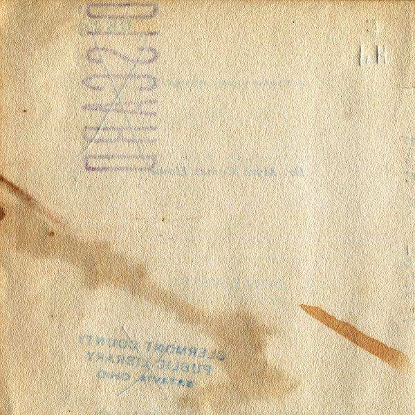Papier ancien