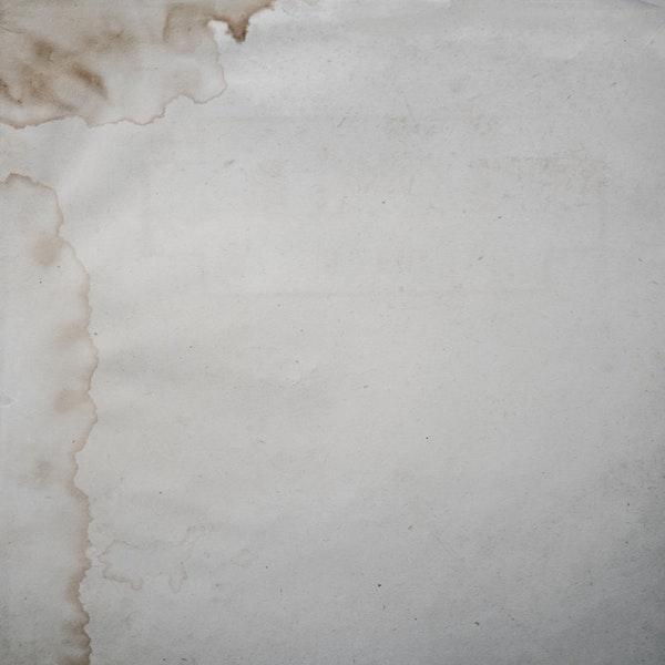 Papier blanc encre