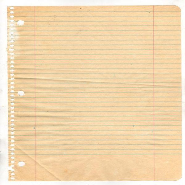 Papier lignes